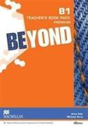 Cover-Bild zu Beyond B1 Teacher's Book Premium Pack von Cole, Anna