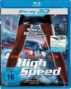Cover-Bild zu High Speed 3D von Jaz Martin (Schausp.)