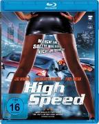 Cover-Bild zu High Speed von Jaz Martin (Schausp.)