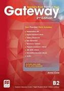 Cover-Bild zu Gateway 2nd Edition B2 Teacher's Book Premium Pack von Cole, Anna