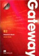 Cover-Bild zu Gateway B2. Teacher's Book von Cole, Anna