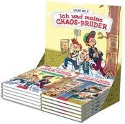 Cover-Bild zu Display Ich und meine Chaos Brüder