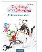 Cover-Bild zu Ziemlich beste Schwestern - Mit Karacho in den Winter von Welk, Sarah