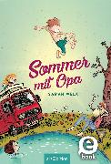 Cover-Bild zu Sommer mit Opa (eBook) von Welk, Sarah