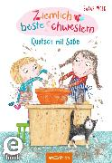 Cover-Bild zu Ziemlich beste Schwestern - Quatsch mit Soße (eBook) von Welk, Sarah