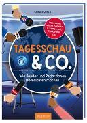 Cover-Bild zu Tagesschau und Co. - Wie Sender und Redaktionen Nachrichten machen von Welk, Sarah