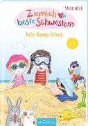 Cover-Bild zu Ziemlich beste Schwestern - Volle Kanne Urlaub von Welk, Sarah