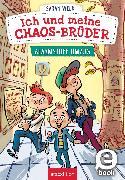 Cover-Bild zu Ich und meine Chaos-Brüder - Alarmstufe Umzug (eBook) von Welk, Sarah