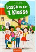 Cover-Bild zu Lasse in der 1. Klasse von Welk, Sarah