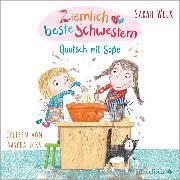 Cover-Bild zu Quatsch mit Soße (Audio Download) von Welk, Sarah