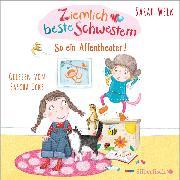 Cover-Bild zu So ein Affentheater! (Audio Download) von Welk, Sarah