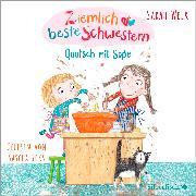 Cover-Bild zu Ziemlich beste Schwestern 1: Quatsch mit Soße von Welk, Sarah