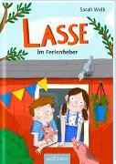 Cover-Bild zu Lasse im Ferienfieber von Welk, Sarah