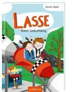 Cover-Bild zu Lasse feiert Geburtstag von Welk, Sarah
