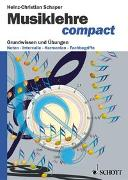 Cover-Bild zu Schaper, Heinz-Christian: Musiklehre compact