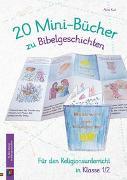 Cover-Bild zu 20 Mini-Bücher zu Bibelgeschichten von Kurt, Aline