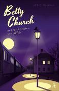 Cover-Bild zu Betty Church und der Schrecken von Suffolk von Kasasian, M.R.C.