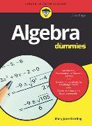 Cover-Bild zu Algebra für Dummies von Sterling, Mary Jane