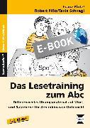 Cover-Bild zu Das Lesetraining zum Abc (eBook) von Plötz, Franz