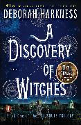 Cover-Bild zu A Discovery of Witches (eBook) von Harkness, Deborah
