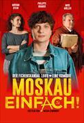 Cover-Bild zu Moskau einfach! von Micha Lewinsky (Reg.)