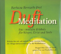 Cover-Bild zu Duftmeditation von Bernath-Frei, Barbara