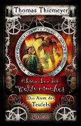 Cover-Bild zu Chroniken der Weltensucher - Der Atem des Teufels von Thiemeyer, Thomas