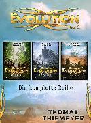 Cover-Bild zu Evolution Bundle (eBook) von Thiemeyer, Thomas