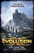 Cover-Bild zu Evolution (2). Der Turm der Gefangenen von Thiemeyer, Thomas