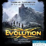 Cover-Bild zu Evolution (2). Der Turm der Gefangenen (Audio Download) von Thiemeyer, Thomas