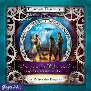 Cover-Bild zu Chroniken der Weltensucher: Der Palast des Poseidon (Audio Download) von Thiemeyer, Thomas