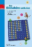 Cover-Bild zu Das Einmaleins entdecken. 1./2. Schuljahr. Kopiervorlagen von Roemer, Fred