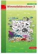 Cover-Bild zu Wimmelbildrechnen 3./4. Schuljahr. Lese- und Rechenaufgaben im Zahlenraum bis 100 und bis 1000 von Roemer, Fred