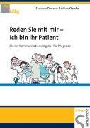 Cover-Bild zu Reden Sie mit mir - ich bin Ihr Patient von Danzer, Susanne