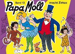 Cover-Bild zu Papa Moll macht Zirkus