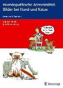 Cover-Bild zu Homöopathische Arzneimittel-Bilder bei Hund und Katze (eBook) von Drinnenberg, Julia