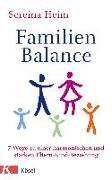 Cover-Bild zu Familienbalance von Heim, Sereina