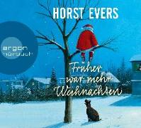 Cover-Bild zu Früher war mehr Weihnachten