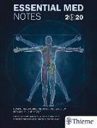 Cover-Bild zu Essential Med Notes 2020 von Mirali, Sara (Hrsg.)