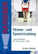 Cover-Bild zu Stimm- und Sprechtraining von Widhalm, Barbara