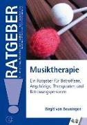 Cover-Bild zu Musiktherapie von Beuningen, Birgit van