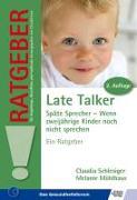 Cover-Bild zu Late Talker von Schlesiger, Claudia