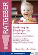 Cover-Bild zu Ernährung im Säuglings- und Kindesalter von Hübl, Nicole