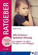 Cover-Bild zu ASS Autismus-Spektrum-Störung von Menze, Janina