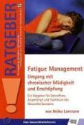 Cover-Bild zu Fatigue Management von Lorenzen, Heiko
