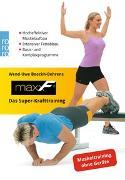 Cover-Bild zu maxxF - Das Super-Krafttraining von Boeckh-Behrens, Wend-Uwe
