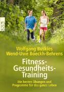 Cover-Bild zu Fitness-Gesundheits-Training von Buskies, Wolfgang