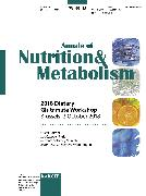 Cover-Bild zu Dietary Glutamate Workshop 2018 von Cynober, Luc (Hrsg.)