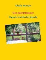 Cover-Bild zu Lies mich! Sommer (eBook) von Darrah, Gisela