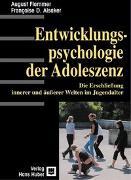 Cover-Bild zu Einführung in die Entwicklungspsychologie der Adoleszenz von Flammer, August